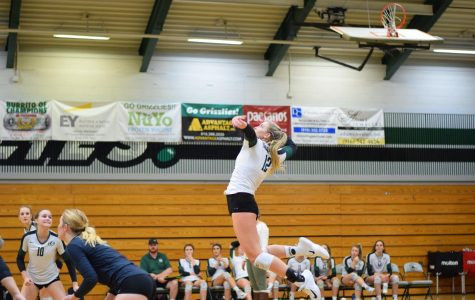 GBHS volleyball makes playoffs