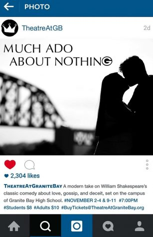 The Granite Bay Theatre: Much Ado About Nothing