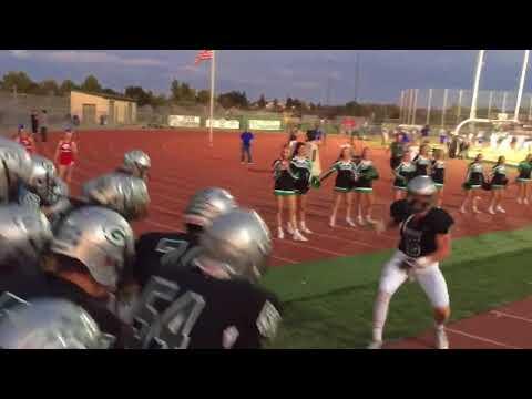 Football playoff vs. Burbank video promo