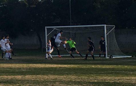 Granite Bay boys' varsity soccer gets redemption vs. Rocklin