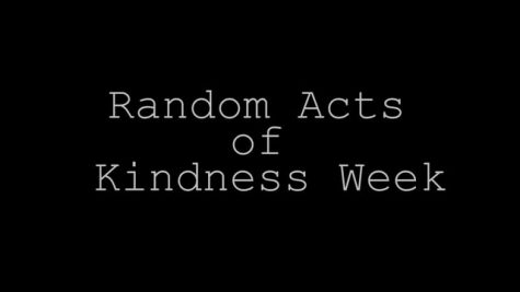 GBHS Random Acts of Kindness Week - 2.16.18