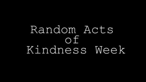 GBHS Random Acts of Kindness Week - 2.15.18