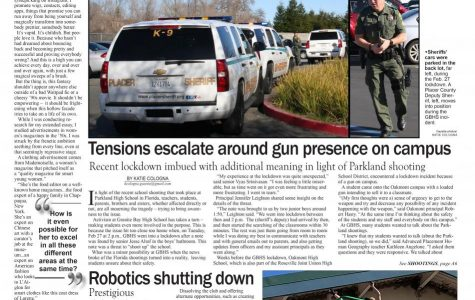 Granite Bay Gazette, March 2018, Vol. 21, Issue 6