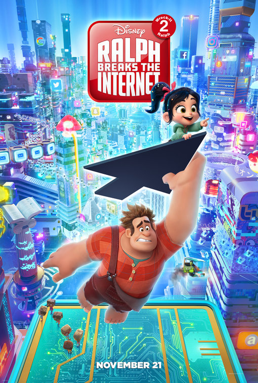 Movie+Review%3A+Ralph+Breaks+the+Internet