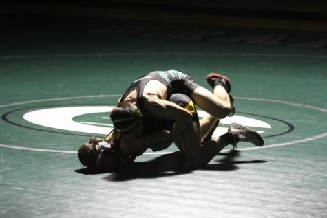 Granite Bay wrestling's final home dual ends in victory