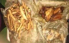 Food Review: Wingstop
