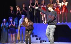 Non-drama students join cast of recent school play