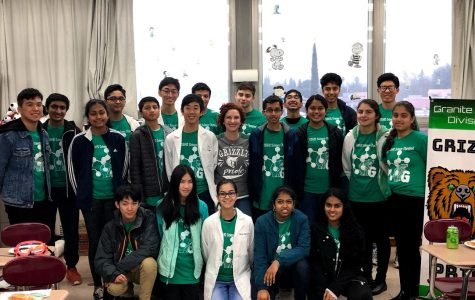 GBHS Science Olympiad team finds recent success