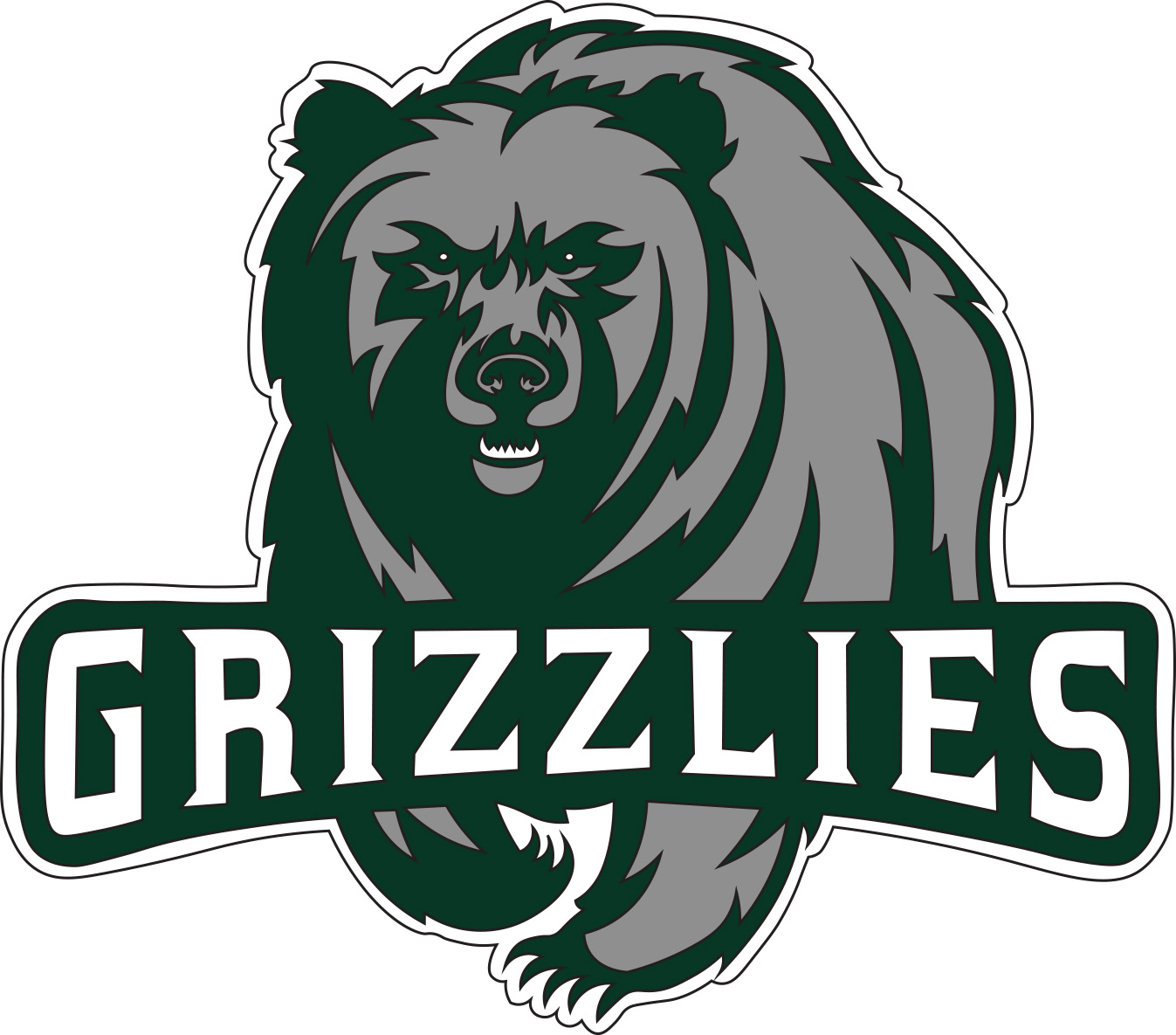 Pride of the Tribe! Go Grizzlies!