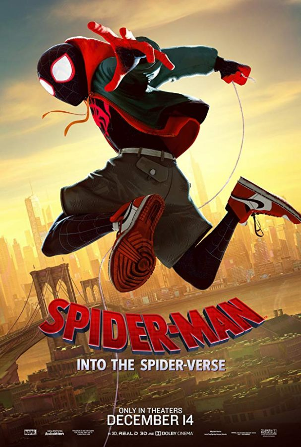 Movie+Review%3A+Spider-Man+Into+the+Spider-Verse