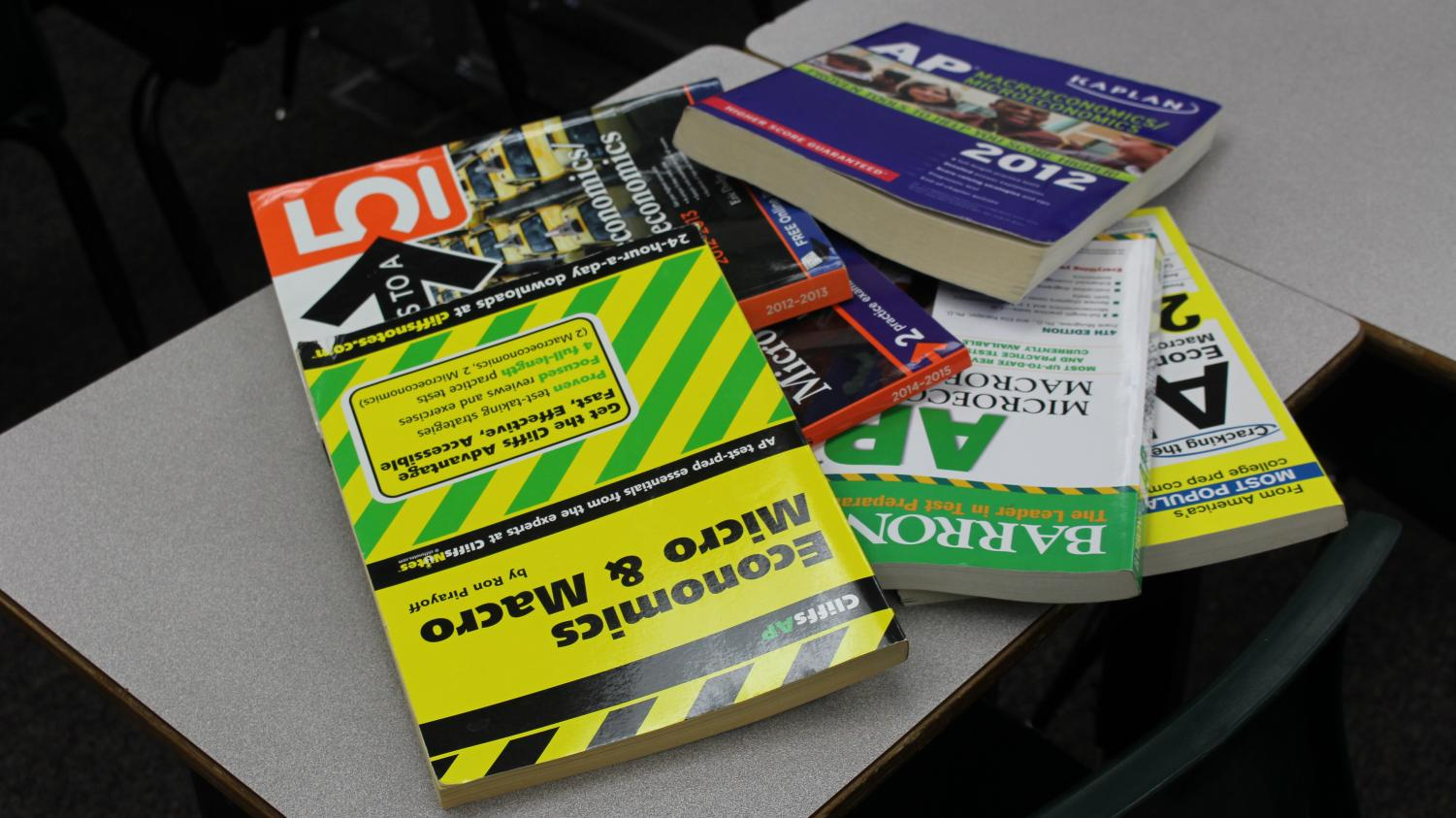 There are a plethora of preparation books that students have used to aid them in achieving high scores on these AP exams.