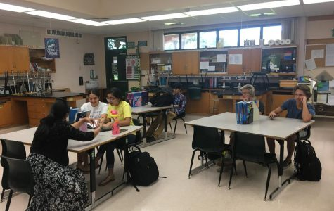 IB class sizes remain significantly smaller than AP classes