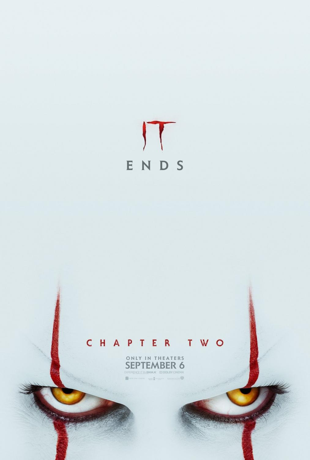 Since the release of its predecessor in 2017,  fans of the Stephen King inspired film have been waiting in anticipation for the sequel.