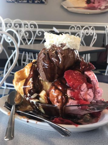 Food Review: Miabella Gelato