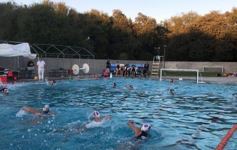 Women's varsity water polo outlasts Oak Ridge