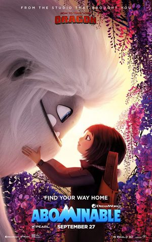 Movie Review: Abominable (2019)