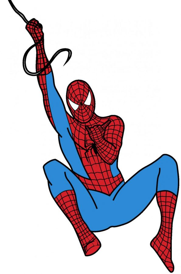 The comic character Spiderman has had many movie renditions over the years, the most recent being Spider-man: Far From Home.