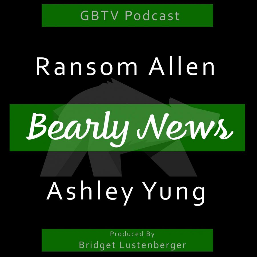 'Bearly News' podcast: Episode 1