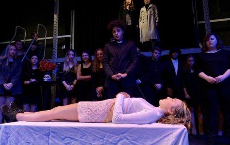 "Professional drama class performs fall show, ""Hamlet"""