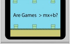 Are games > mx+b?