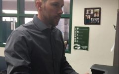 Assistant principal Jessup McGregor finishes the year off strong before leaving GBHS to the dismay of staff and students.