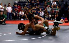 Wrestler Talon Niimi sets standard high