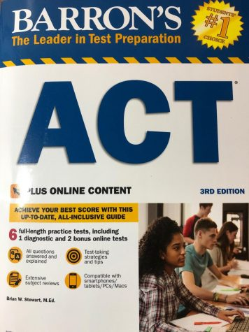 ACT changes starting next school year