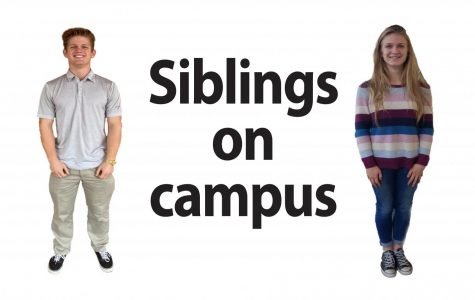 GBHS students describe their experiences with having siblings on campus.