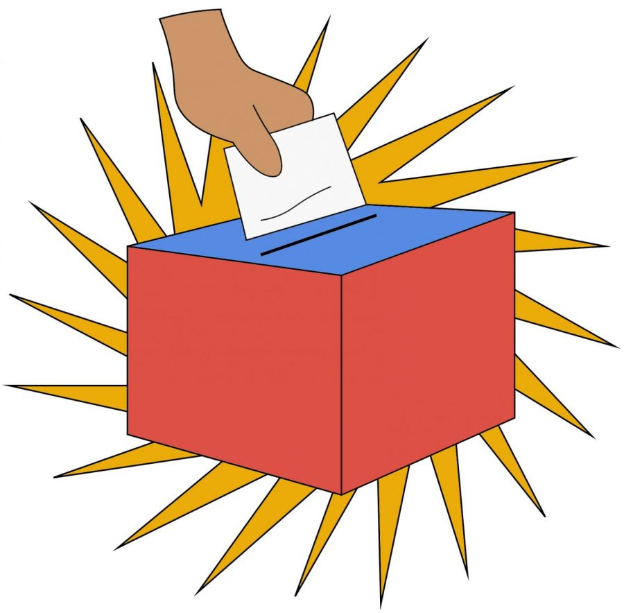 The ballot box is currently off-limits to those under 18.