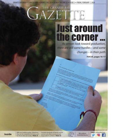 Granite Bay Gazette, Feb. 2020, Vol. 23, Issue 5