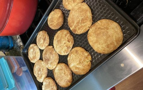Review: Krusteaz Snickerdoodle Cookies