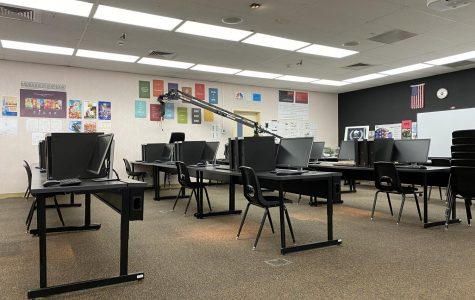 Technology and equipment remain inaccessible while students are distance learning from home.