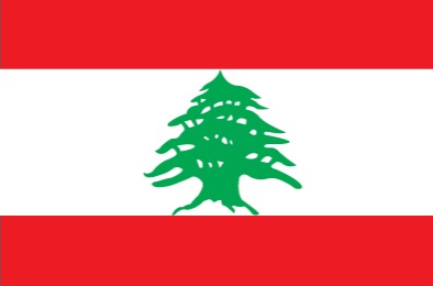 Lebanon, whose flag is pictured above, is facing the after-effects of a major crisis.