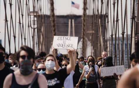People are currently using their voices to protest racial inequality amidst scrutiny of some violent demonstrations.