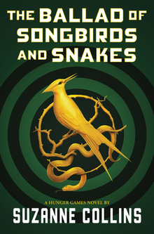The Ballad of Songbirds and Snakes by author Suzanne Collins, creator of the original Hunger Games trilogy, is the prologue to the Hunger Games trilogy told from the perspective of anti-hero Coriolanus Snow. The Ballad of Songbirds and Snakes was released on May 19.