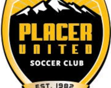 Placer United Soccer Club, whose logo is pictured above, has faced many complaints over Covid-19 safety.