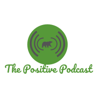 The Positive Podcast - Baby giraffe is born