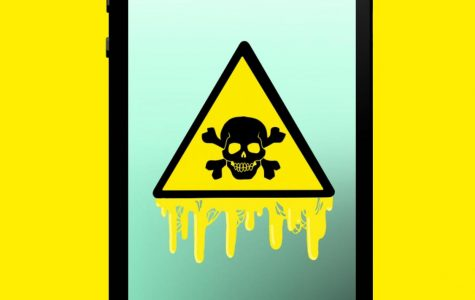 People many times refer to both their phones and social media as toxic, but are they really the problem?