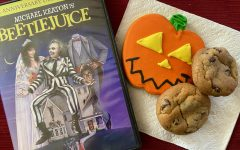 Spend Halloween this year watching scary movies or baking spooky Halloween goodies.