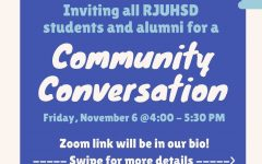 Diversify Our Narrative RJUHSD holds community conversations the first Friday of every month; for more details, check out their Instagram page @diversifyournarrative.