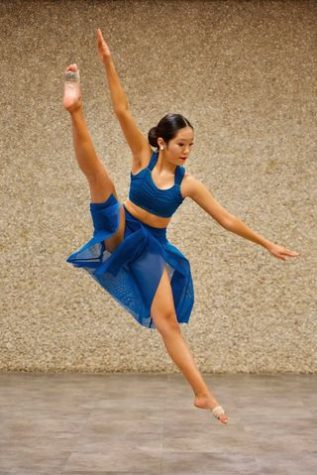 The New Dancer: Annie Johng