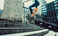Many have found a new hobby in skateboarding as Covid-19 has caused increasing boredom.