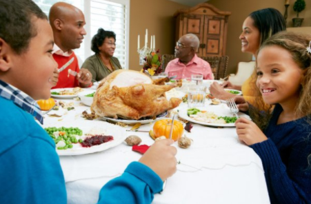 The holidays should be a time of thankfulness and spending time with loved ones.