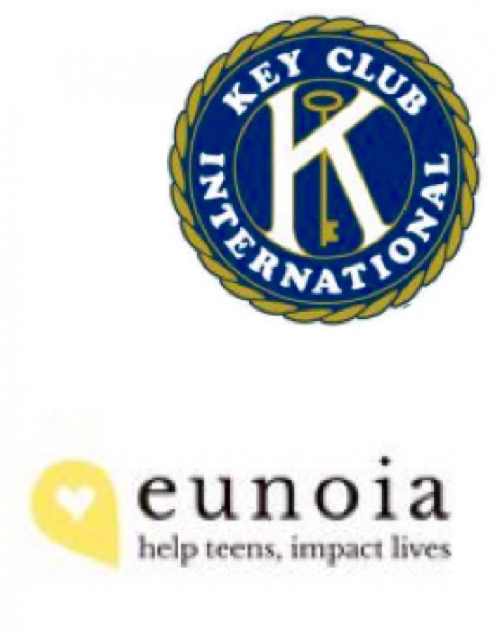 Key Club and Eunoia, non profit organizations at Granite Bay High School, encourage arising volunteers to aid their communities via service projects that are hosted by each organization.