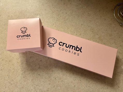 Food Review: Crumbl Cookies