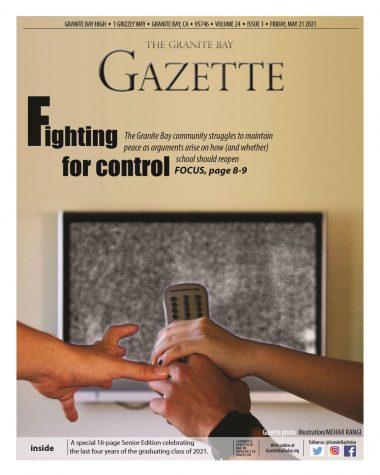Granite Bay Gazette, May 2021, Vol. 24 Issue 1