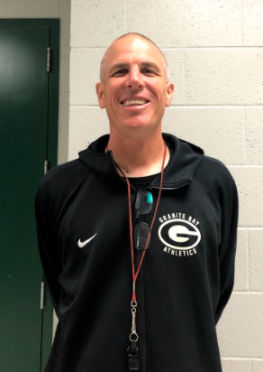 Joseph Cattolico is a Physical Education teacher, teaching PE, weight training, and athletic PE. Although this is his first year here at GBHS, he has taught for 25 years and has taught in San Jose and Elk Grove. In addition, he teaches social studies classes.