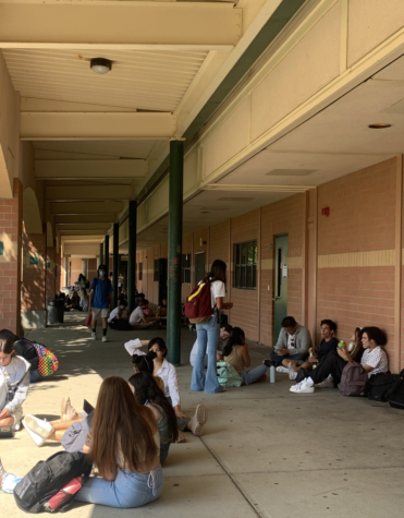 GBHS students develop school culture on a daily basis within social interactions.