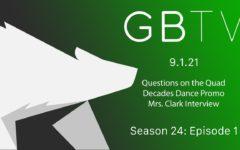 GBTV Video Bulletin 9.1.21