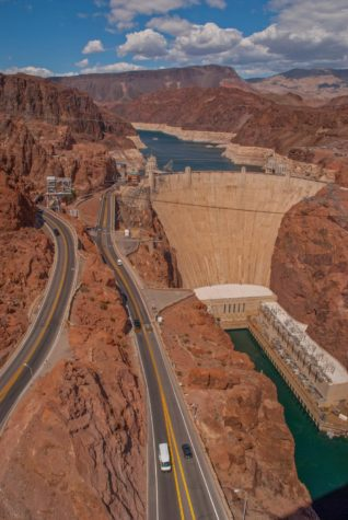 Pictured above is the Hoover Dam, one of the great infrastructure projects of the 1930s New Deal. Huge infrastructure projects like this one will be set into motion by the new infrastructure bill.